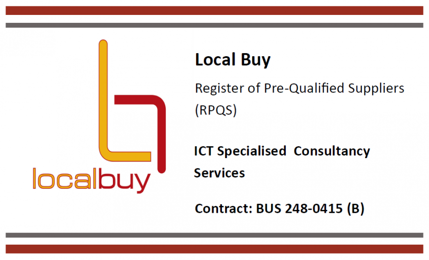 Clarita Solutions is Local Buy approved