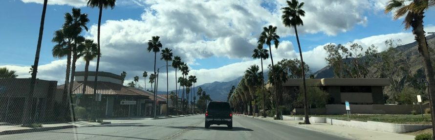 Michael Krome reports from Palm Springs on the Esri Partner Conference and Dev Summit