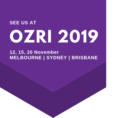 See security.manager live on the Clarita Solutions stand at Ozri 2019
