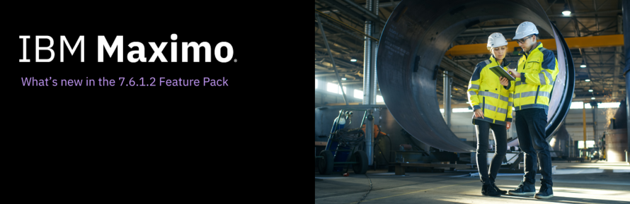 Maximo 7.6.1.2 Feature Pack