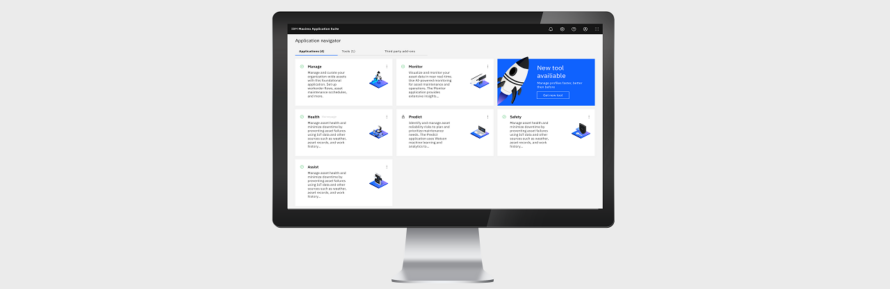 Maximo Application Suite