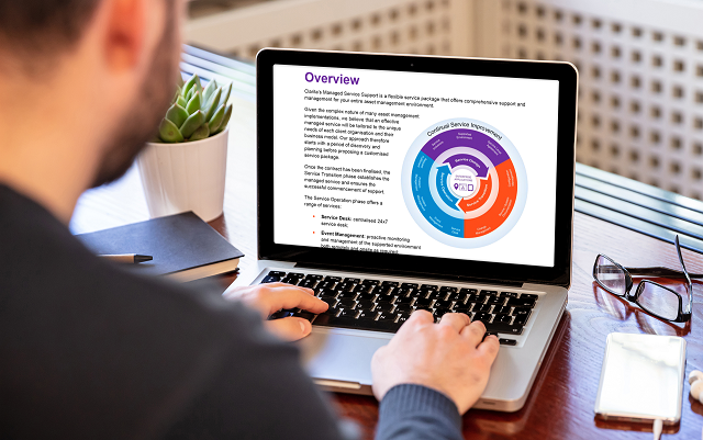 Download Clarita's Guide to Managed Service Support